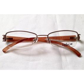 Armação De Óculos De Grau Kipling Kb6825 Marrom