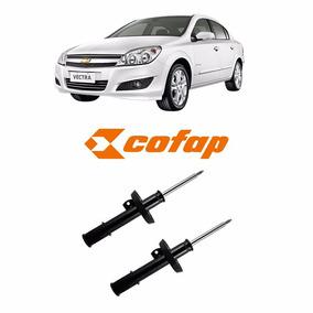 Amortecedor Dianteiro Par Chevrolet Vectra Cofap Turbogas