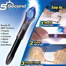 Cola 5 Second Fix Original Seca Em 5 Segundos + 2 Refis