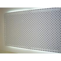 Adesivo Perfurado Branco Vidro 1mx1,37
