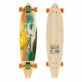 Tabla De Longboard Completo Sector 9 Fernando Skateboard