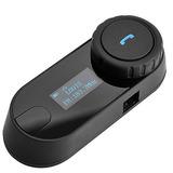 Boblov Tcom-sc Con Pantalla Lcd Bluetooth Inalámbrica Motoc