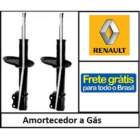 Kit 02 Amortecedor Dianteiro Renault Sandero Stepway Remanu
