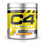 Pre Entreno Cellucor C4 Original 60 Servicios