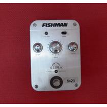 Pedal Fishman Para Violão Aura Sixteen Pro Aip P16