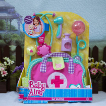 Baby Alive Kit Primeiros Socorros