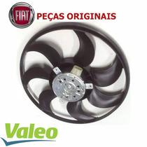 Eletro Ventilador Fiat Punto Gmv 07 08 09 10 11 12 Original