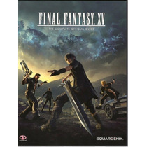 Oficial Guia Final Fantasy Xv (15)