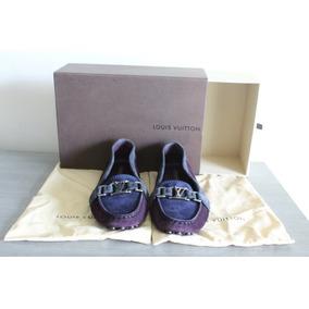 Mocasines Louis Vuitton Para Mujer Originales