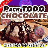 Todo Chocolate Recetas Pasteles Confitería Bebidas Postres +
