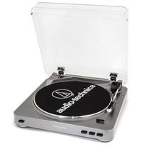 Bandeja Giradiscos Audio Technica Atlp 60 Usb 12 Pagos Envi
