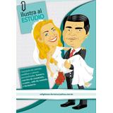 Caricatura Digital // Casamento / Aniversário / Dia Dos Páis