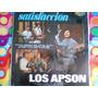 Los Apson Lp Satisfaccion 1975