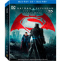 Batman Vs Superman El Origen De La Justicia Bluray 3d+bluray