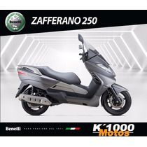 Benelli Zafferano 250 Inyeccion Entrega En 15 Minutos