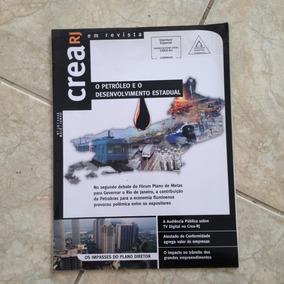 Revista Crea Rj 58 Maio/jun2006 O Petróleo E Desenvolvimento