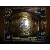 Wwe Cinturon Intercontinental Championship
