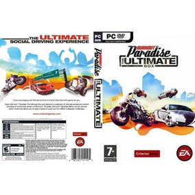 Burnout Paradise Ultimate Box Pc