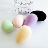 Esponja Mini Beauty Blender X5 Maquillaje Tienda Fisica