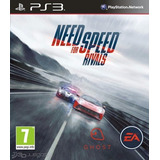 Nfs Rivals | Need For Speed | Ps3 Stock Ya! Digital!