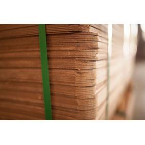 20 Placas 1m² Cada Em Madeira Eucatex Frete Gratis Novo