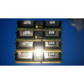 Memoria Ram Set 8 Gb Para Serevidor Dell 2950 Kingston