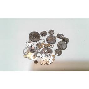 Relojeria Subasta De Repuestos Antiguos Lote D4