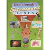 Enciclopedia Estudiantil Lexus, Tapa Dura