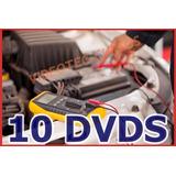 Curso De Elétrica De Automóveis Em Vídeo 10 Dvd