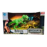 Dinosaurios En Caja X3 La Hera De Los Dinos Ar1 7281 Ellobo