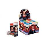 Lembrancinhas Bolha De Sabão Super Homem Cx. 30 Un