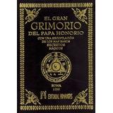 El Gran Grimorio Del Papa Honorio - Humanitas