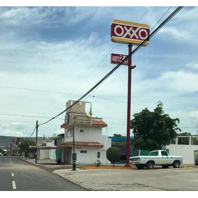 Excelente Terreno En Esquina Por Av. Mexico 68