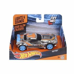 Auto Hot Wheels Con Luz Y Sonido ... En Magimundo !!!!