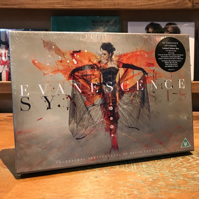 Evanescence Synthesis Cd Dvd Box Set