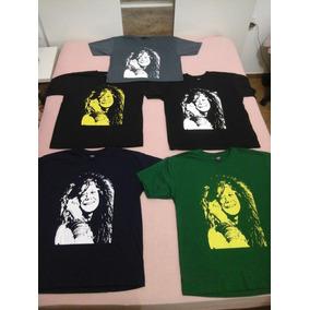 Camiseta Janis Joplin Vários Tamanhos E Cores