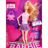 Muñeca Barbie / Set De Barbie