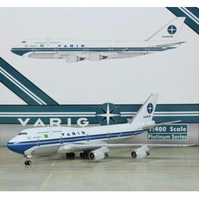 Boeing 747-300 Varig Pp-vni 1/400 Phoenix Models