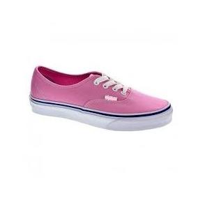 Zapatos Modelo Vans Para Dama Tallas 34 Y 35 Oferta