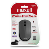 Mouse Maxell Mowl-200 Negro