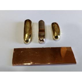 Barra De Ouro 18 K 750 Confecção De Jóias 1 Grama