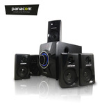 Home Theater 5.1 Panacom Multimedia Sp-1662