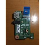 Board Asus X453s Io Adicional (viene Con Flexor)