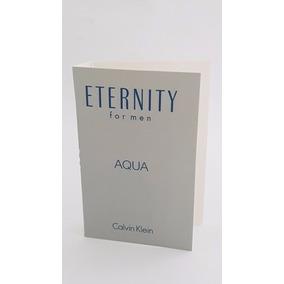 Amostra Perfume Eternity For Men Aqua 1,2ml Edt