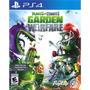 Plants Vs Zombies Garden Warfare Ps4 Nuevo Fisico Sellado