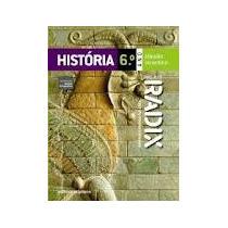 Historia 6o Ano Projeto Radix (nova Ortografia) - Claudio Vi