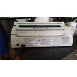 Fax Panasonic Kx-fp218 Para Revisar O Para Repuestos Enciend