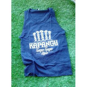Musculosas Kapanga - Mok - Merchandising Oficial