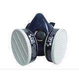 Mascara - Respirador Semi-facial Com 2 Filtros (vo/ga) - Epi