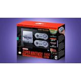 Snes Super Nintendo Classic **desbloqueada** Con 50+ Juegos